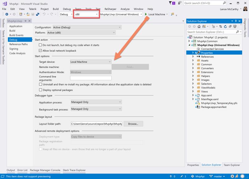 Windows 10 on ARM: Day-One Developer Experience – Windows