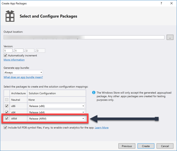 Windows 10 on ARM: Day-One Developer Experience – Windows Platform
